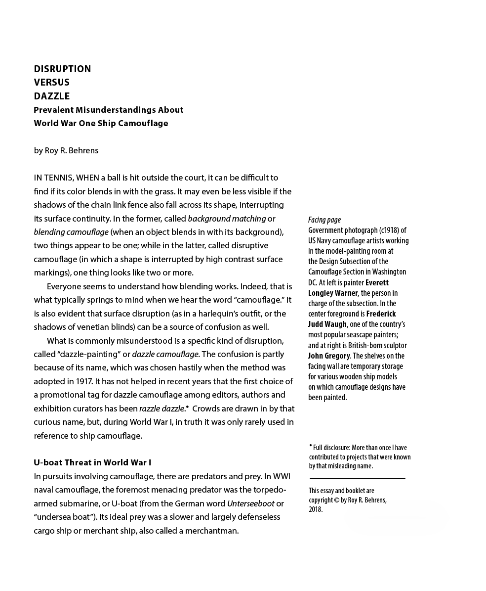 Dazzle An Essay By Roy R Behrens Copyright   All Rights Reserved Best Content Article Writing Services also Essays On Science  How To Write A Good Thesis Statement For An Essay